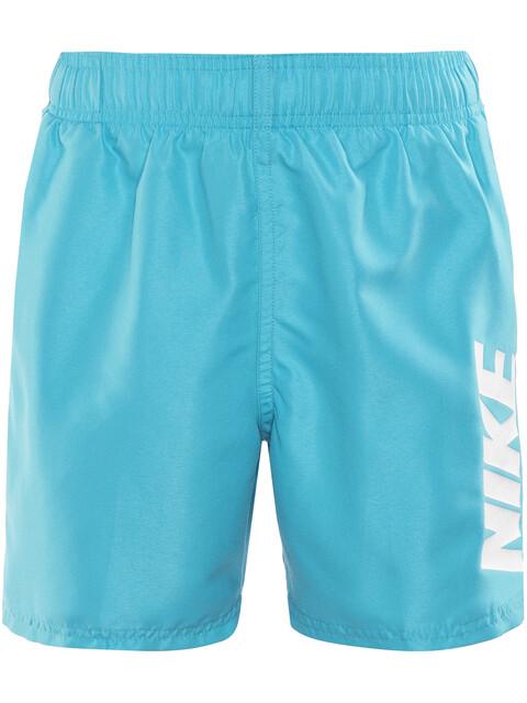 "Nike Swim Volley - Maillot de bain Enfant - 4"" bleu"